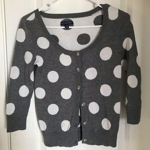 AE three quarter length sweater